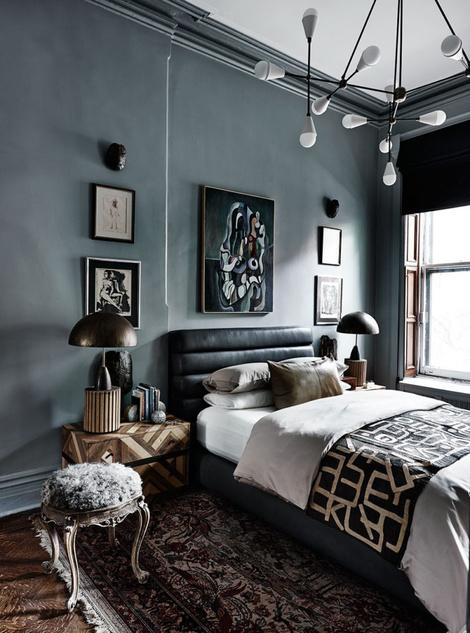 Необычные изголовья: 10 советов и идей для вашей спальни (фото 13)