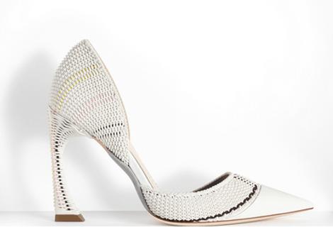 Самые модные свадебные туфли этого лета | галерея [1] фото [13]