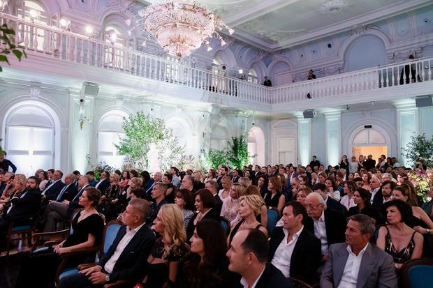 Екатерина Мухина, Снежана Георгиева и другие гости музыкального вечера Bvlgari (фото 3)