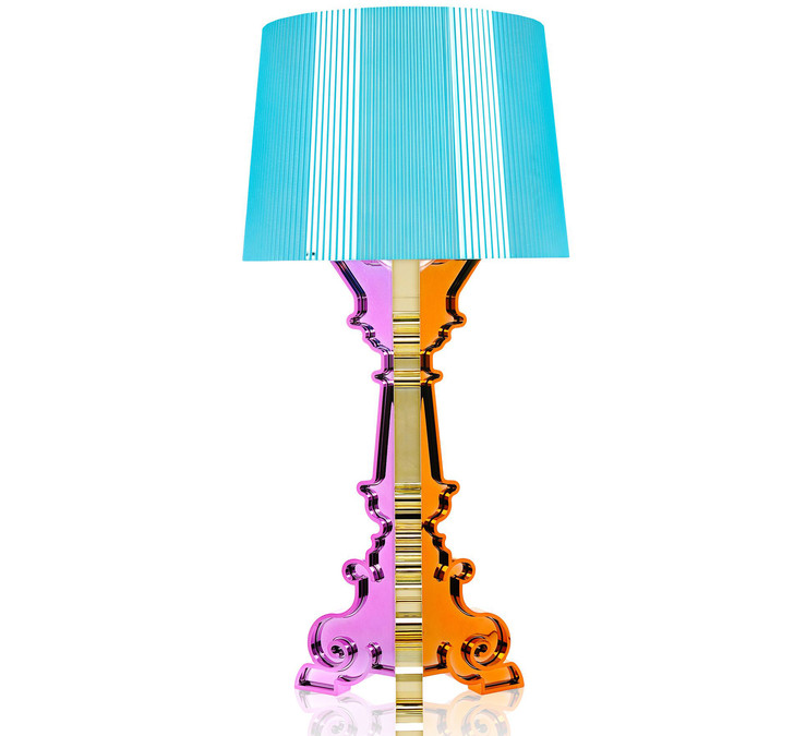 Настольная лампа Bourgie, Kartell, бутики Kartell Flagship Store, салоны «Интерьер Market», My House, «Флэт-интерьеры»