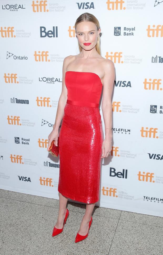Стиль Кейт Босуорт: платье-бюстье
