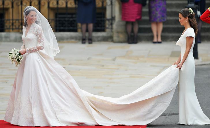 10 интересных фактов о свадьбе принца Уильяма и Кейт Миддлтон (фото 3)