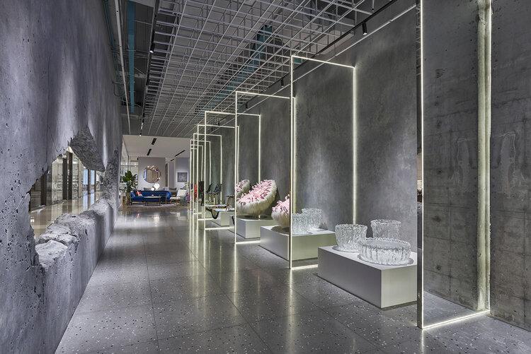 Индустриальный шик: дизан-бутик Shouter в Шанхае (галерея 13, фото 0)