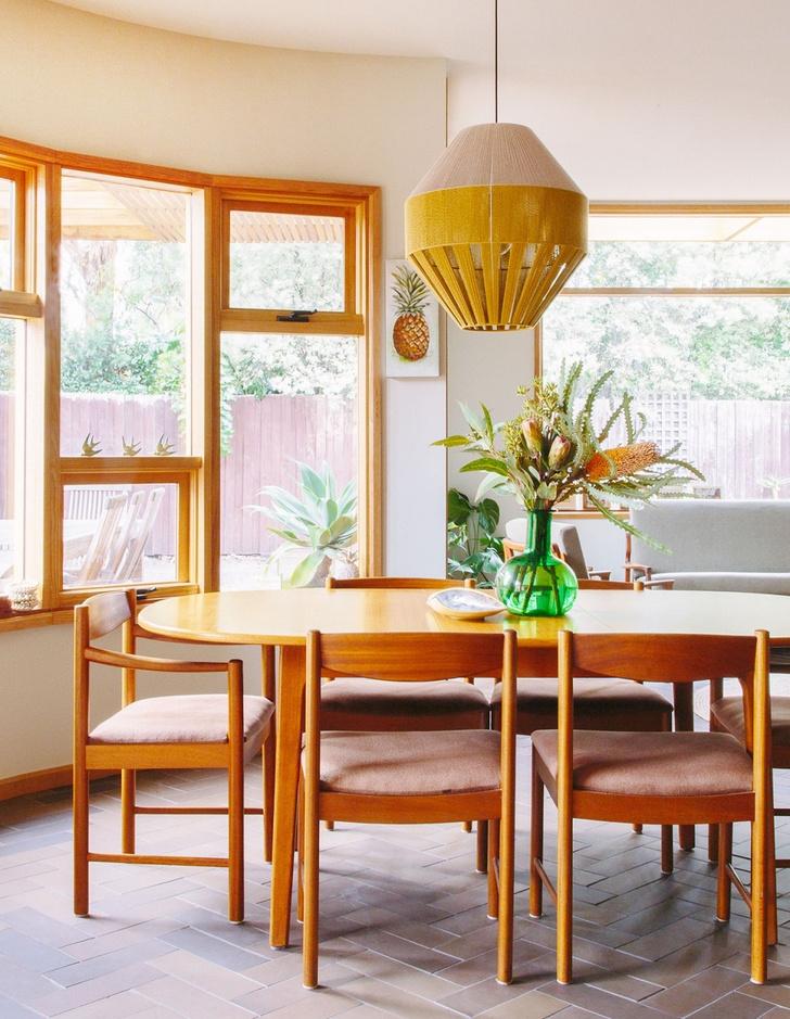Уютный дом с ретро-акцентами в пригороде Мельбурна (фото 2)
