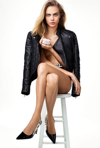 Первые кадры Кары Делевинь в рекламной кампании Dior Capture Youth (фото 2)
