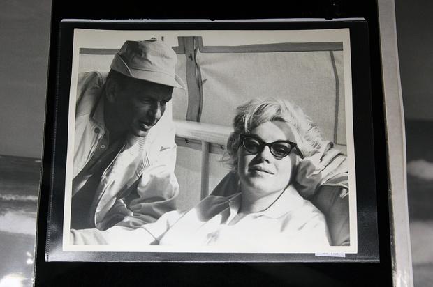 От Авы Гарднер и Грейс Келли до Мэрилин Монро: 7 женщин Фрэнка Синатры (фото 10)