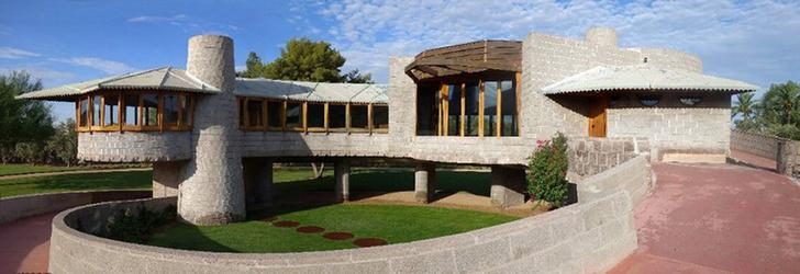 В Аризоне продается дом-спираль Фрэнка Ллойда Райта (фото 2)