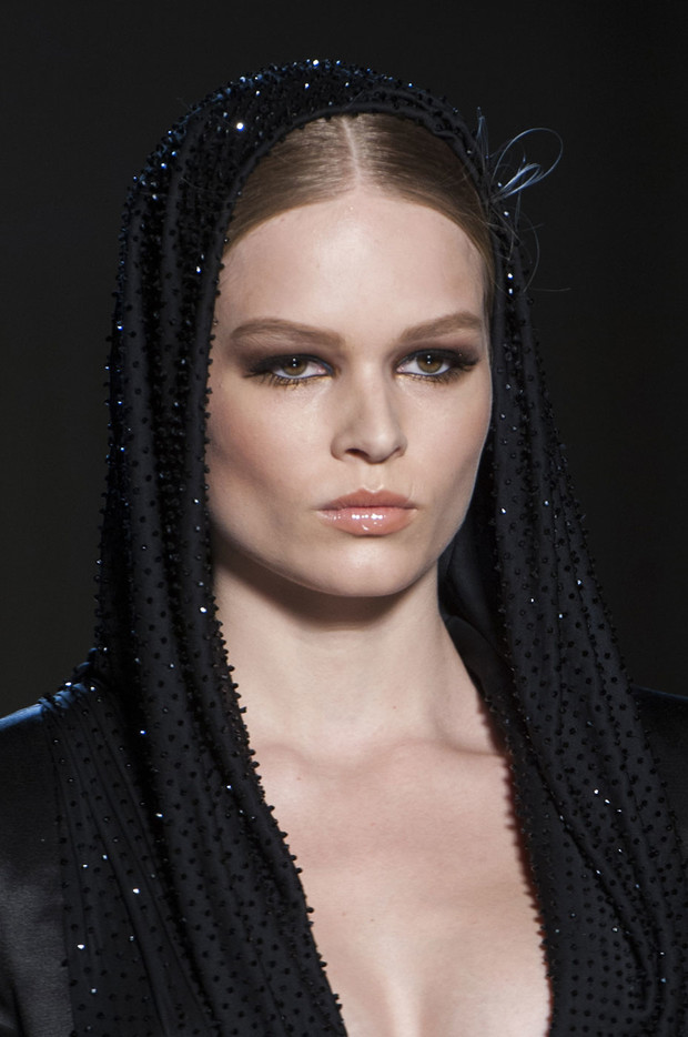 тренды макияжа 2014