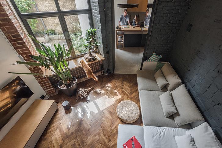 Маленькая квартира 35 м² во Львове (фото 5)