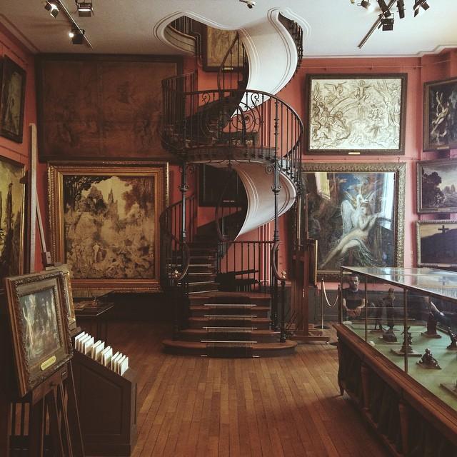 Уют и покой: 5 атмосферных музеев Парижа (фото 18)