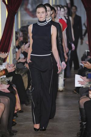 Показ Bouchra Jarrar коллекции сезона Весна-лето 2011 года Haute couture - www.elle.ru - Подиум - фото 214865