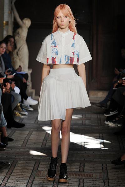 Неделя моды в Париже: день четвертый | галерея [3] фото [9]