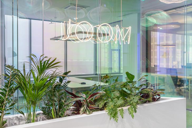 Офис компании Joom в Москве (фото 0)