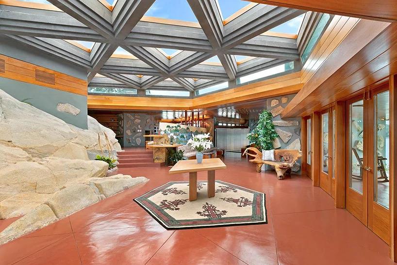 Под Нью-Йорком продается частный остров с домами Фрэнка Ллойда Райта (галерея 7, фото 3)