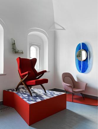 Выставка Gio Ponti & Amici в галерее дизайна MIRRA (фото 3.1)