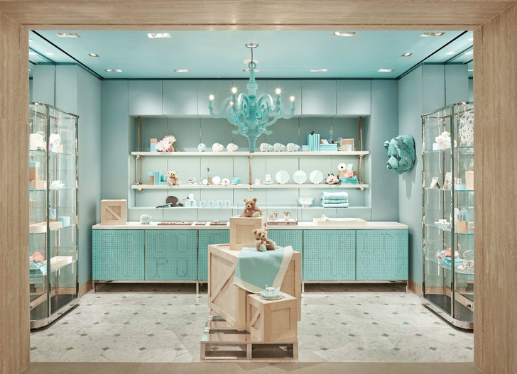 В магазине Tiffany & Co. в Нью-Йорке теперь можно позавтракать фото [4]