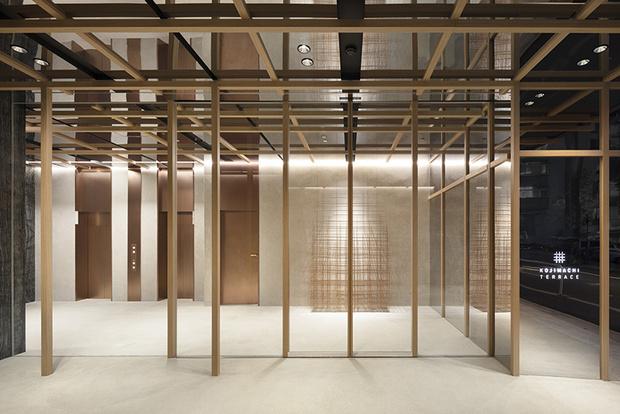 Nendo + Ikawaya Architects: офисное здание в Токио (фото 5)