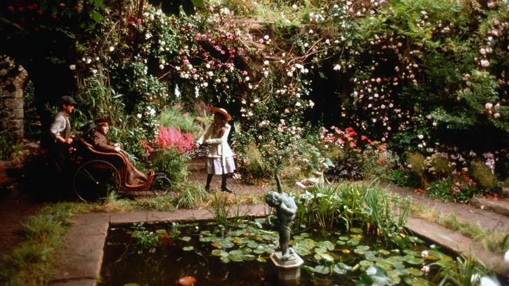 Кино на карантине: топ фильмов с красивыми садами (фото 20)