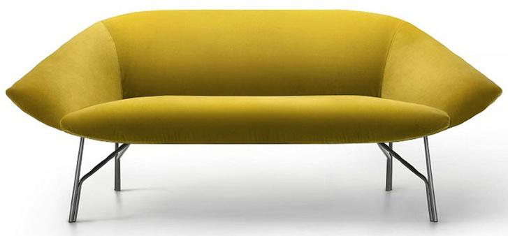Желтый цвет в интерьере: советы и приемы (фото 32)