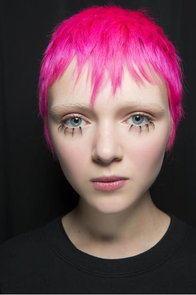 Бьюти-тренды осень-зима 2017/18: волосы | галерея [2] фото [2]