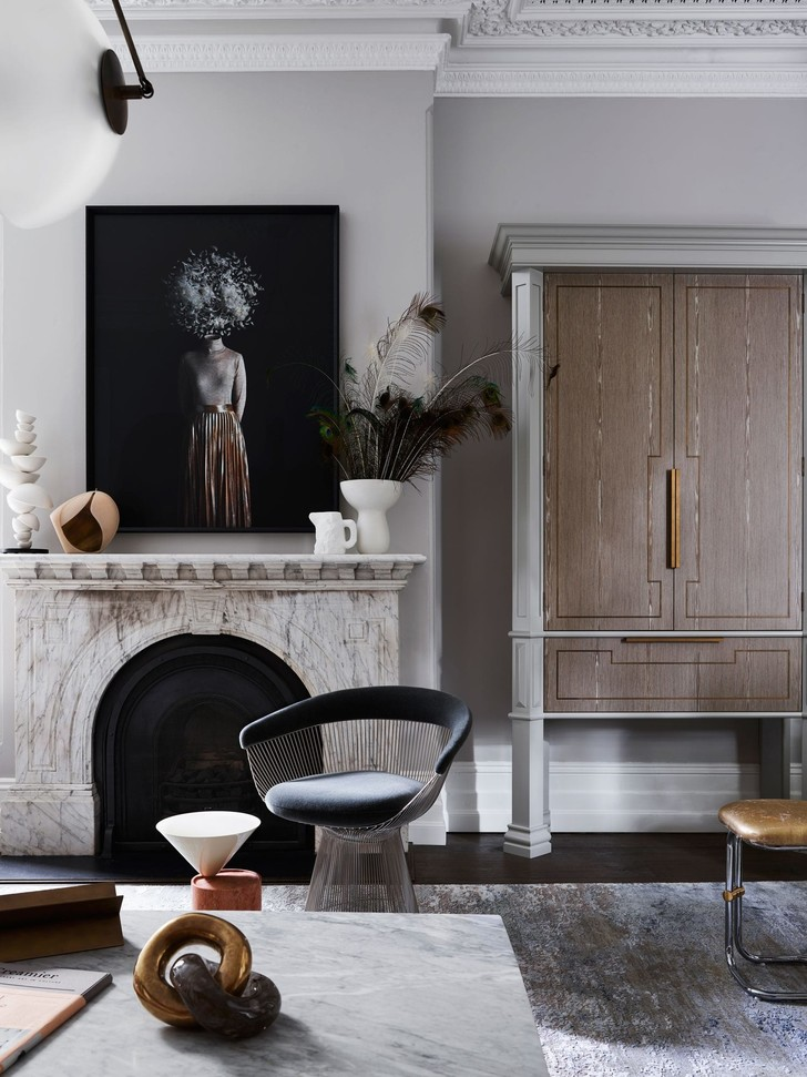Артхаус: эклектичный интерьер дома в Сиднее (фото 3)