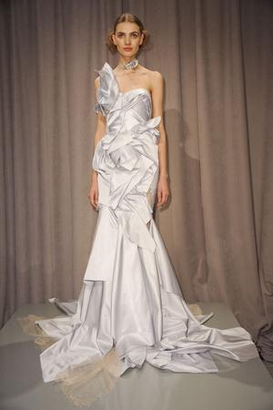 Показы мод Marchesa Осень-зима 2011-2012 | Подиум на ELLE - Подиум - фото 2323