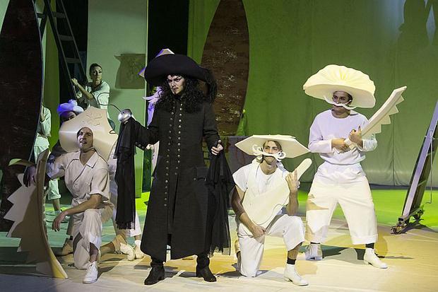 С детьми в театр: лучшие спектакли Москвы (фото 5)