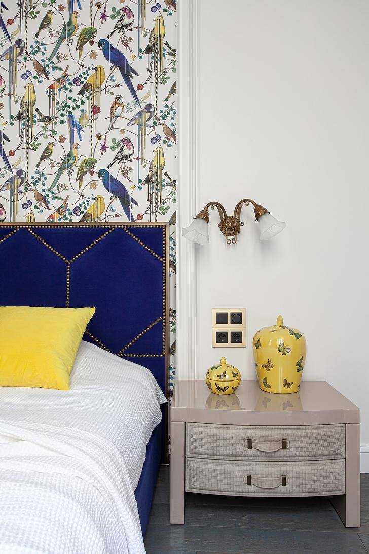 Марокканский декор: Квартира 64 м² в центре Петербурга (фото 11)