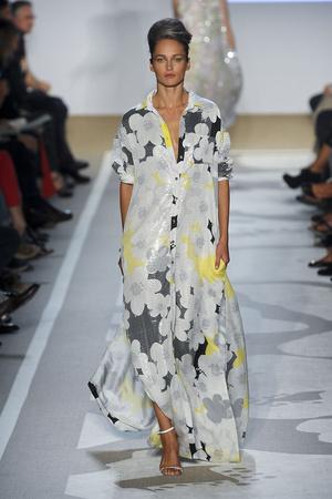 Показ Diane Von Furstenberg коллекции сезона Весна-лето 2012 года prêt-à-porter - www.elle.ru - Подиум - фото 293706