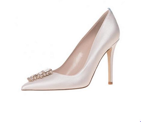 Сара Джессика Паркер создала коллекцию свадебной обуви | галерея [1] фото [8]