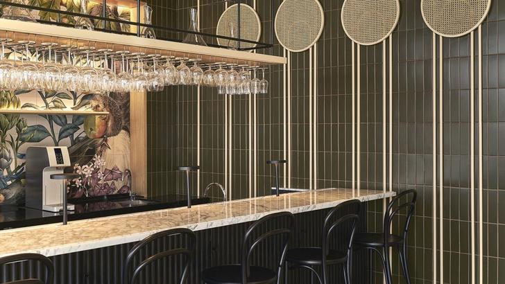 Французское очарование: ресторан Oxalis в Шанхае (фото 10)