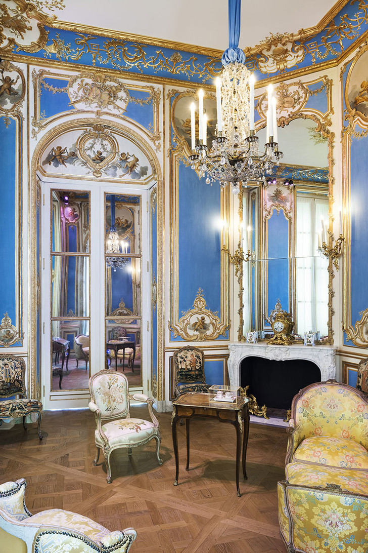 Одна из «исторических комнат»