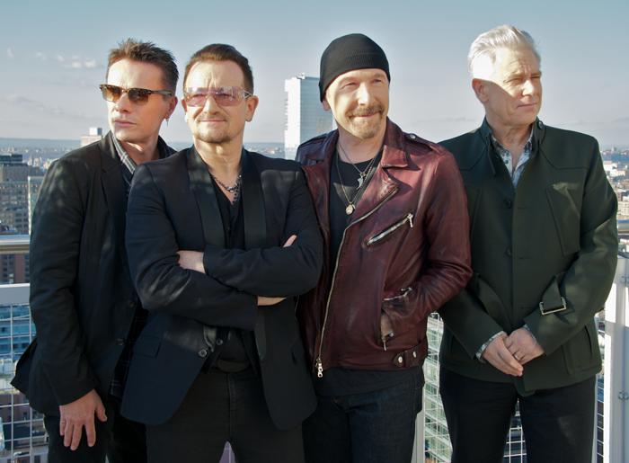 U2 фото