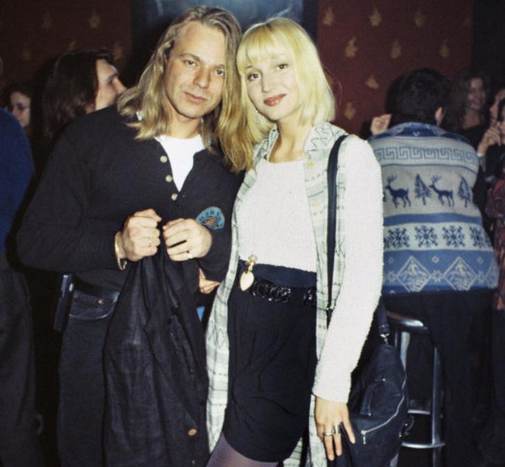 Владимир Пресняков и Кристина Орбакайте