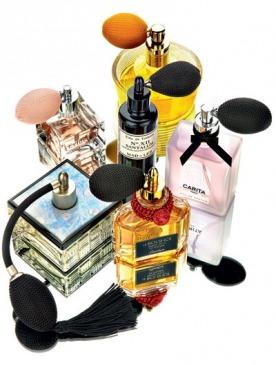 Ретро-парфюмерия