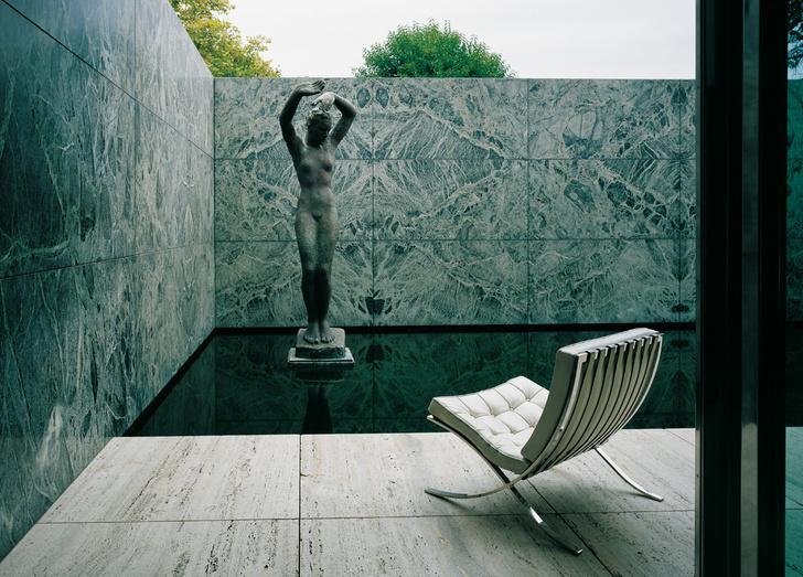 Людвиг Мис ван дер Роэ: гений универсального пространства (фото 15)