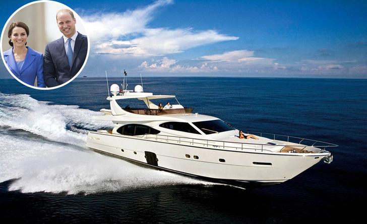 Топ-10: яхты знаменитостей