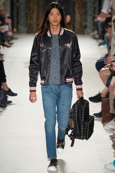Неделя мужской моды в Париже: лучшие показы | галерея [1] фото [11]