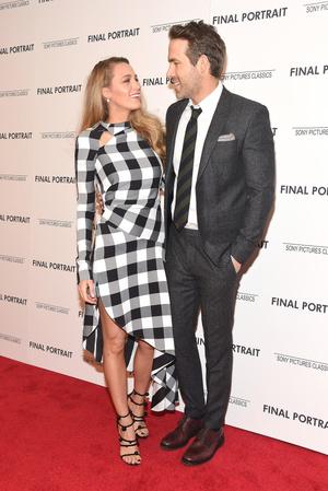 Блейк Лайвли и Райан Рейнольдс на премьере фильма в Нью-Йорке (фото 3.1)