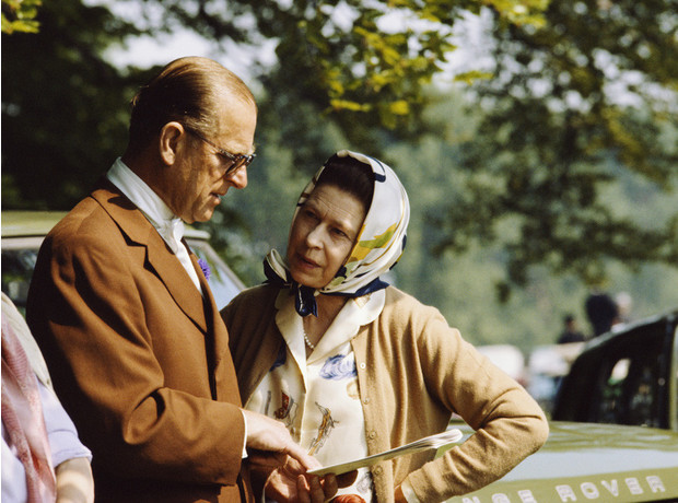 Баланс сил: история счастливого брака Елизаветы II и принца Филиппа фото [12]