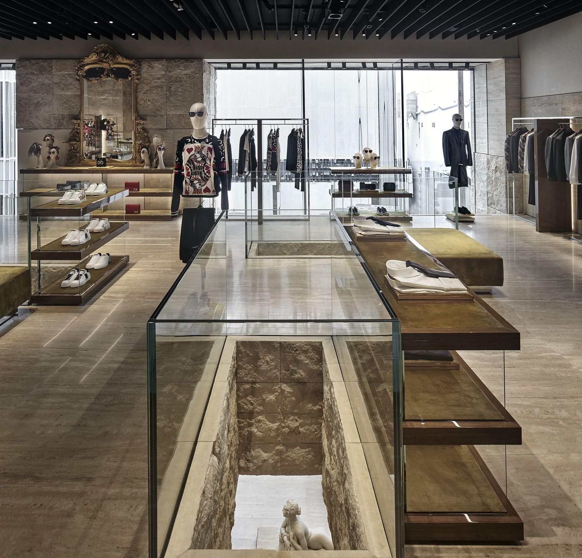 Новая опера: бутик Dolce & Gabbana в Майами (галерея 4, фото 0)