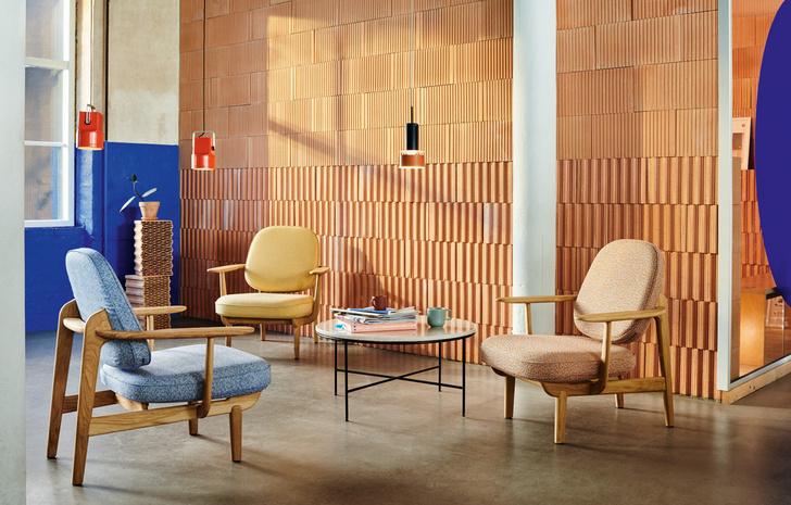Кресло JH97 по дизайну Хайме Айона (фото 5)
