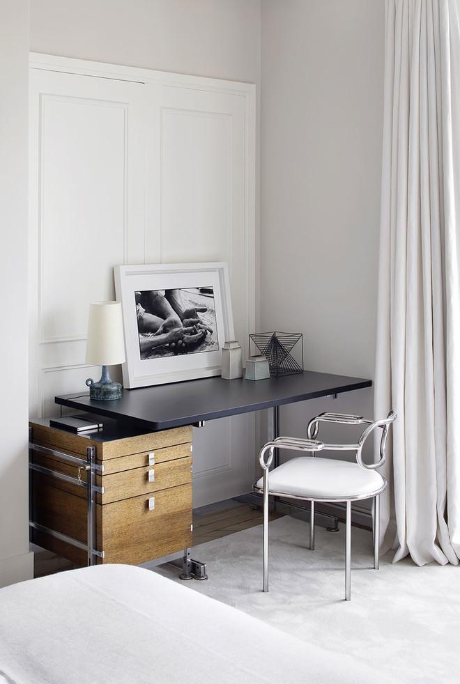 Домашние кабинеты: 30 интерьеров (галерея 0, фото 9)