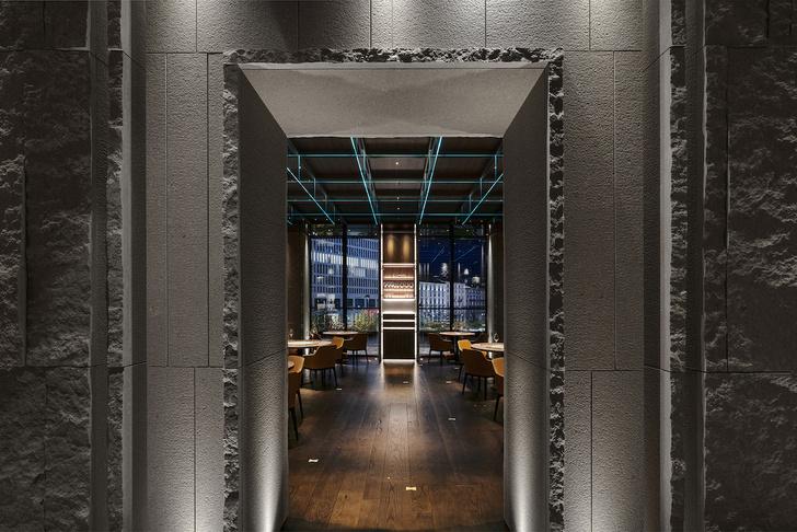 Современный японский ресторан по проекту Маурицио Лаи (фото 6)