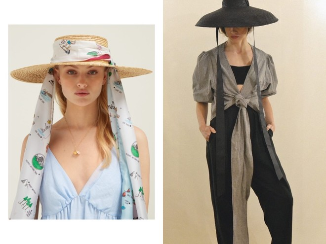 Какую шляпу купить на лето: 20 актуальных вариантов (фото 14)