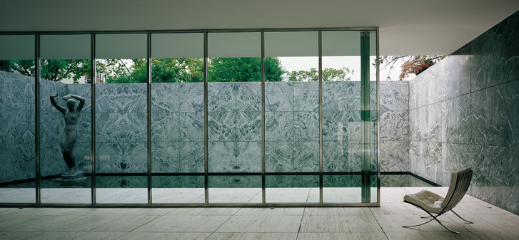 Людвиг Мис ван дер Роэ: гений универсального пространства (фото 11)