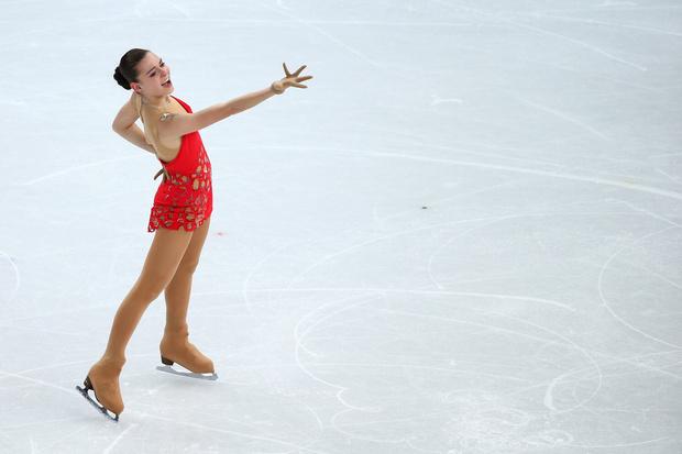 Песнь льда и пламени: лучшие фигуристки-одиночницы России (фото 10)