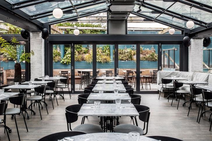 Новый ресторан Greenwich Grind в Лондоне (фото 5)
