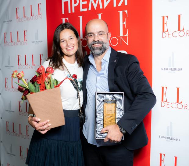 ELLE DECORATION провел V церемонию Премии «Выбор года» (фото 8)