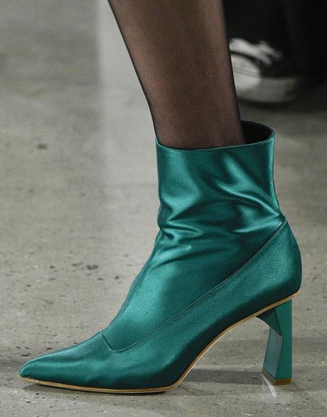 Итоги Недель моды: самая красивая обувь | галерея [2] фото [2]